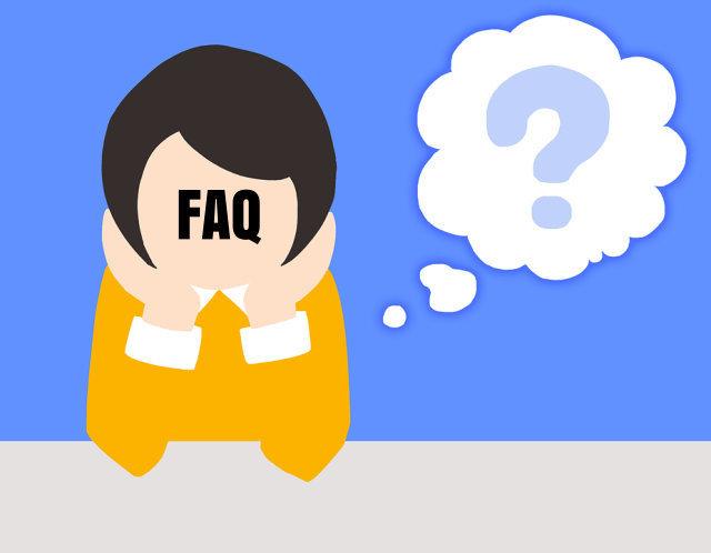 FAQ character