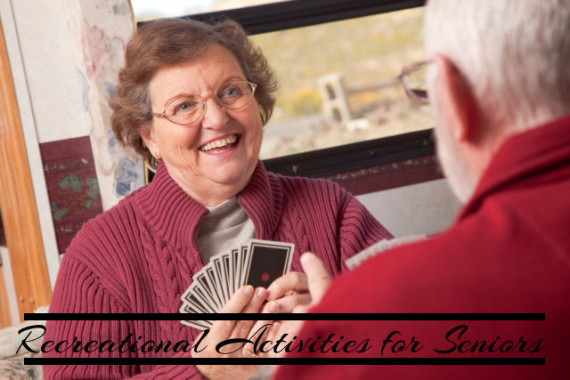 recreational activities for senior citizens