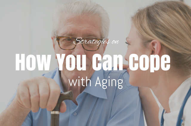copping to aging