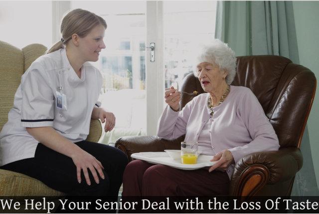 grandma eats