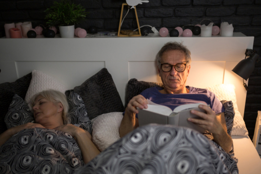 How Reading Provides Benefits to the Elderly